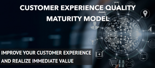 CX & Quality maturity Model